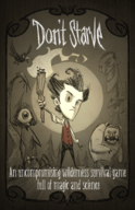 Old Don't Starve Promo