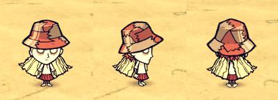 Snakeskin Hat Wendy
