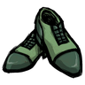 Willful Green Spectator Shoes Icon