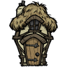 Thatched Cottage Icon