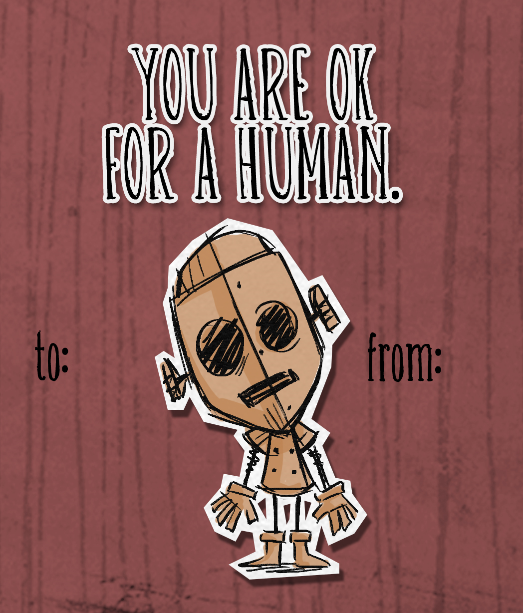 Image Wx 78 Valentine Card Png Don T Starve Game Wiki Fandom