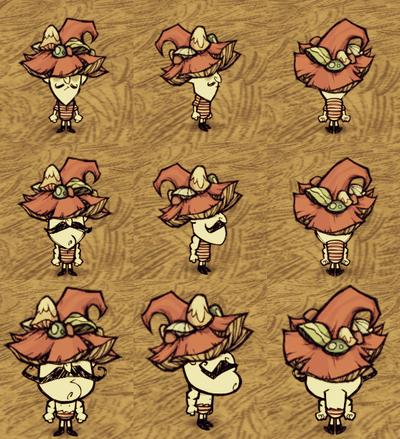 Red Funcap Wolfgang