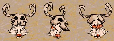 Bone Helm Wendy