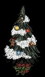 Árbol festivo