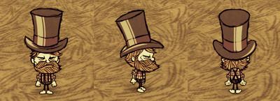 Top Hat Woodie