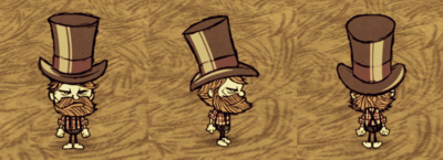 Top Hat Woodie