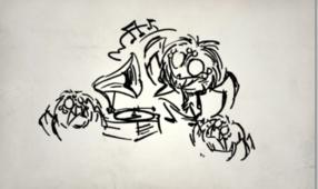 Webber concept phonograph