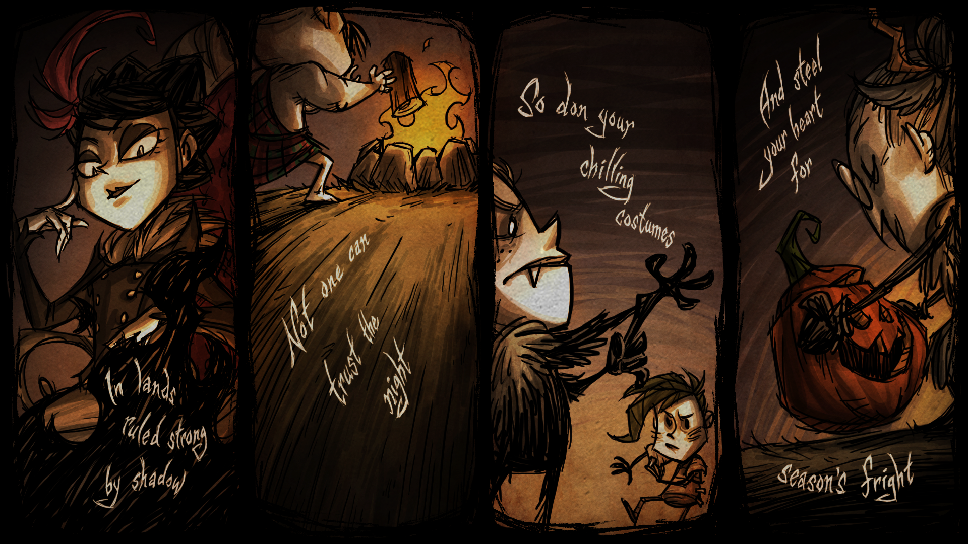 These Hallowed Nights Wiki Dont Starve Fandom