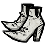 Houndbone White Winklepickers Icon