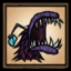 Depths Worm Settings Icon