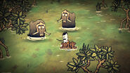 Mangrove Water Beefalo Wolfgang Fishing Screenshot