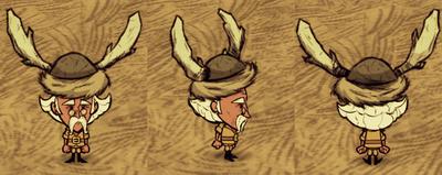 Beefalo Hat Warbucks