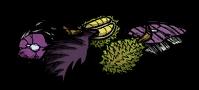 Comidas monstruosas de la olla de barro