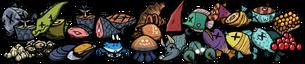 Fishes Crock Pot