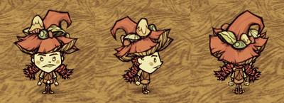 Red Funcap Wigfrid