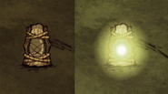 Lanternonandoff