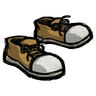 Carrot Orange Sneakers Icon