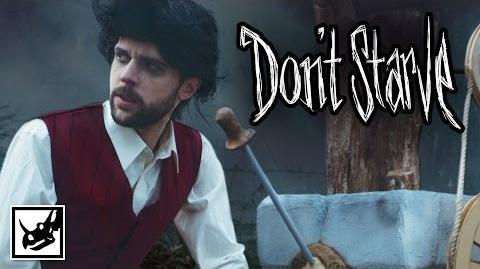 Don't Starve La pelicula (Trailer) Gritty Reboots