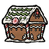 Gingerbread Chest Icon