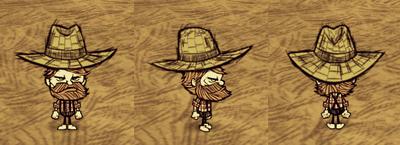 Straw Hat Woodie