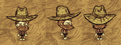 Straw Hat Woodie