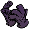 Plethora Of Purple Hand Covers Icon