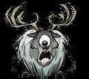 Ojo de ciervo cíclope