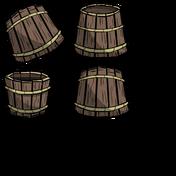Sombrero cubeta