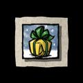 WintersFeast Golden Present