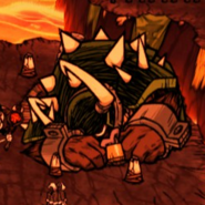 Infernal Swineclops Sleeping