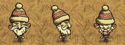 Winter Hat Woodlegs