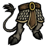 Minotaur Hooves Icon