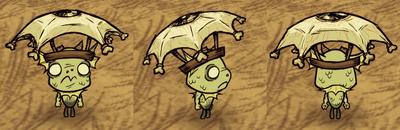 Eyebrella Wurt