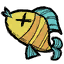 Pierrot Fish