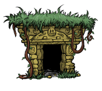 古代猪人遗迹