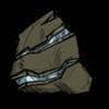 Moonrock boulder