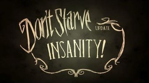 Don't Starve Insanity!