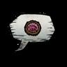 Worm Hole Emoticon Icon