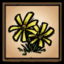Flower Settings Icon