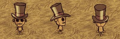 Top Hat WX-78