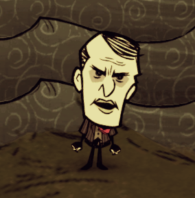 Maxwell Quotes Dont Starve Game Wiki Fandom Powered By Wikia