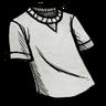 Smoke White T-Shirt Icon