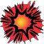 Flare Map Icon