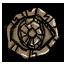 Medallón de thulecita