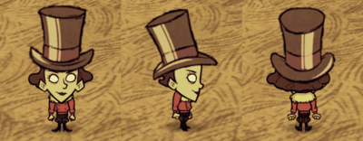 Top Hat Wheeler