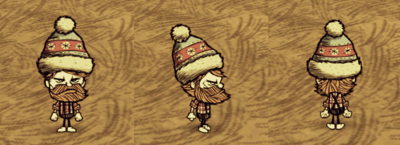 Winter Hat Woodie