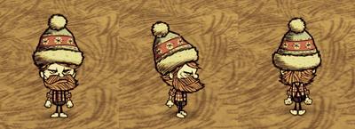 Winter Hat Woodie