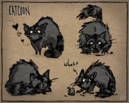 Catcoon concept art