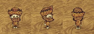 Ancient Set Woodie