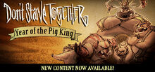 Year of the Pig King Promo